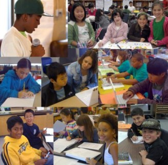 Young Writers Camps Collage