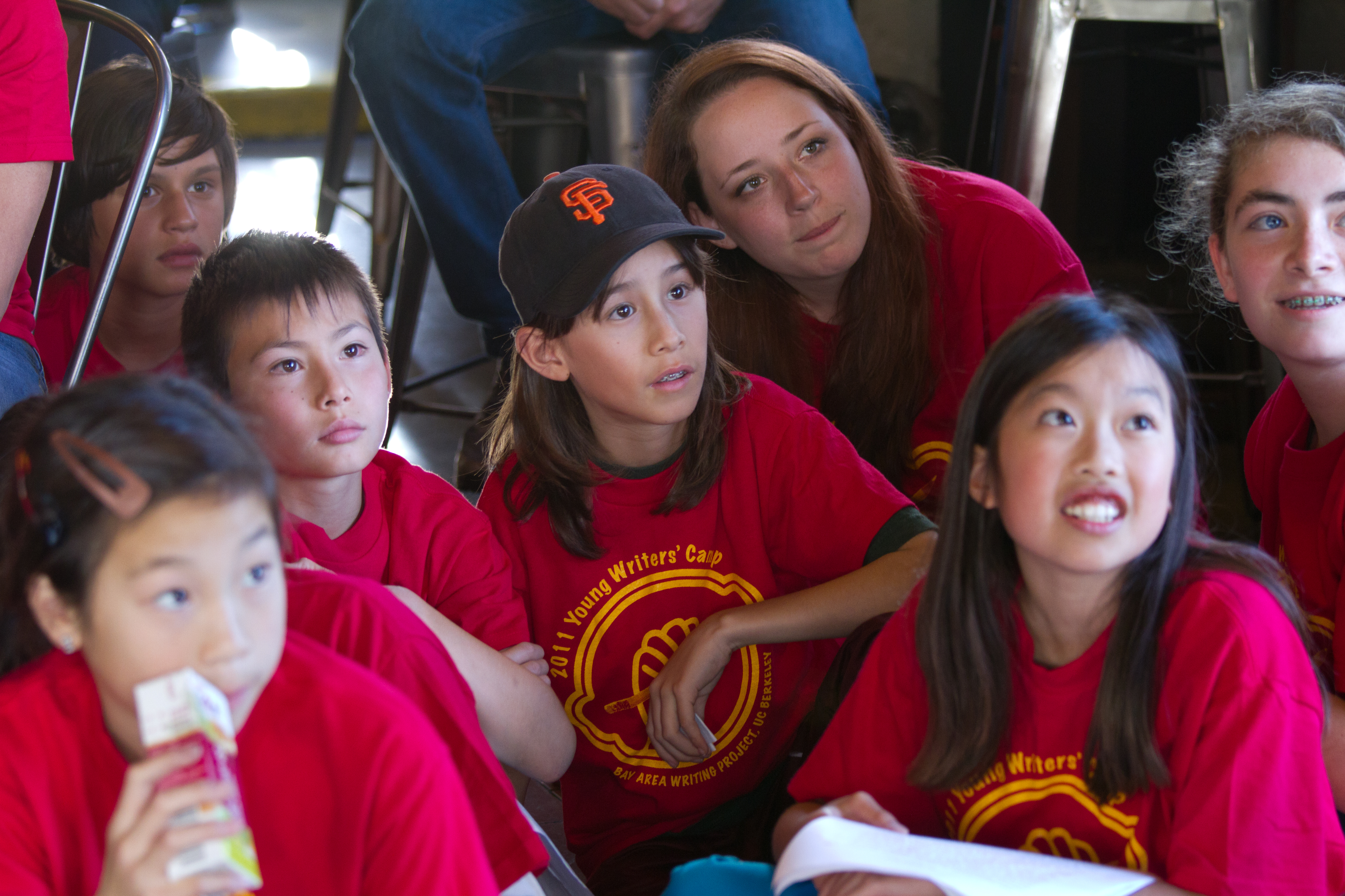 Young Writer s Camp - San Diego Area Writing Project (SDAWP)