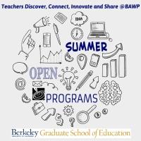 2016 SUmmer Open Programs