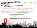 TOUR TO WRITE